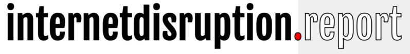 internetdisruption.report logo
